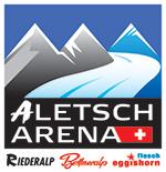 Aletscharena Logo