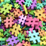 Hashtags in sozialen Netzwerken