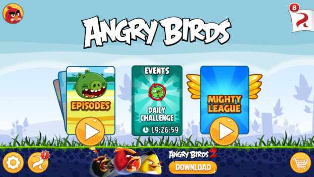 Mobile Marketing Angry Birds