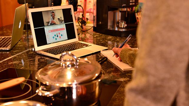 Online Marketing Ausbildung geht sogar in der Küche