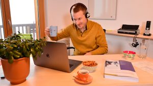 Online Marketing Manager Live-Webinar am Arbeitsplatz