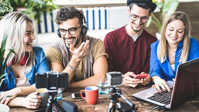 Social Media Manager Ausbildung Kurs über das Internet