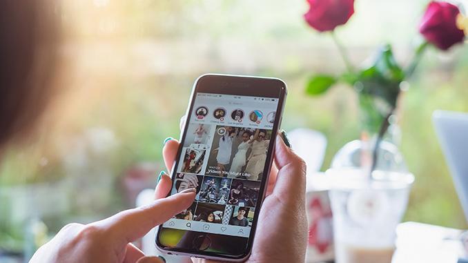 Social Media Manager Instagram ohne Likes