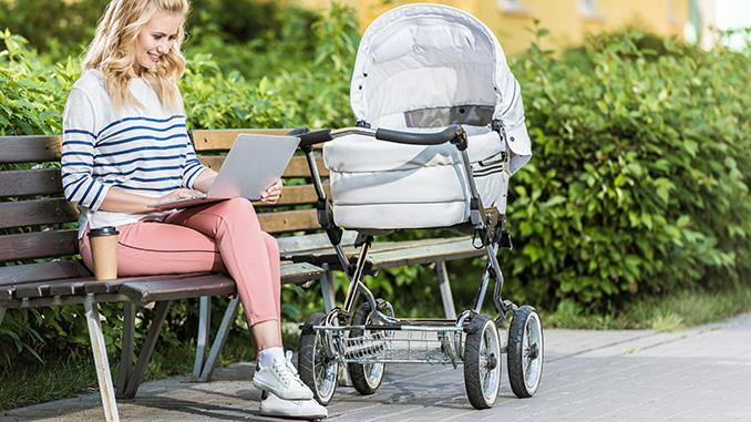 Social Media - wer sind die bloggenden Mütter?