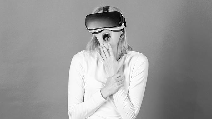 Social Media Managerin Virtual Reality
