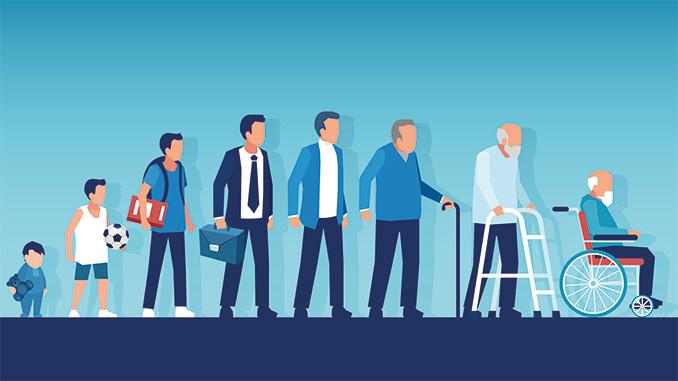 Die wichtigsten demographischen Merkmale: Alter und Geschlecht