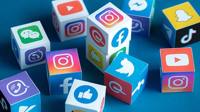 Social Media Netzwerke identifizieren und wählen