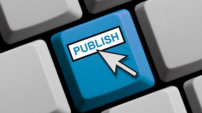 Social Media Strategie: Inhalte veröffentlichen