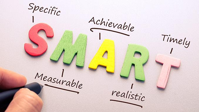 SMART-Ziele und Kernaussagen formulieren