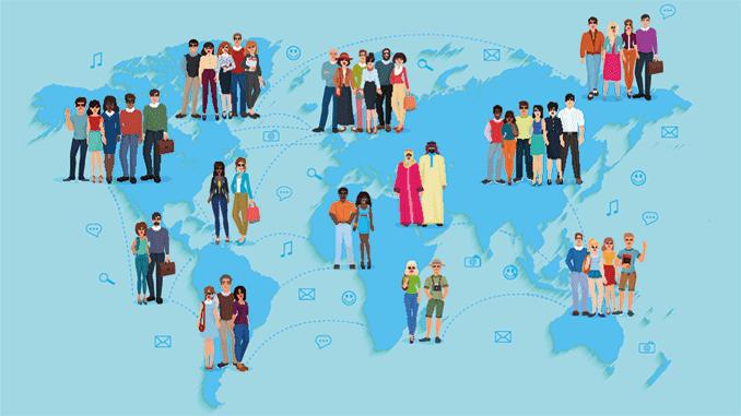 Social Media: Welche Gruppe nützt welche Angebote?