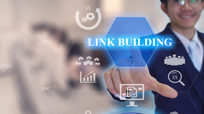 Backlinks Linkbuilding