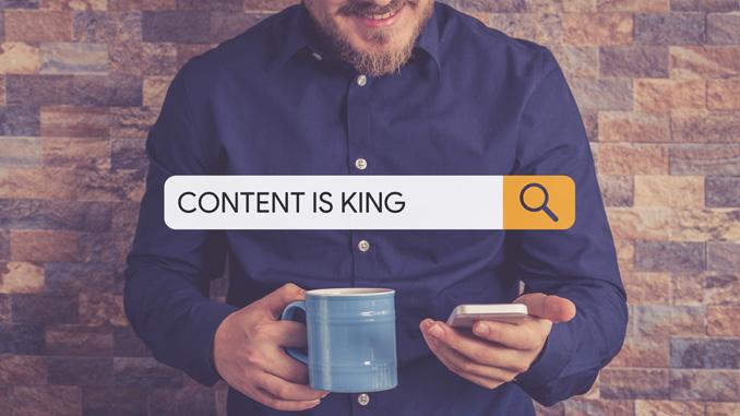 Backlinks relevanter Content
