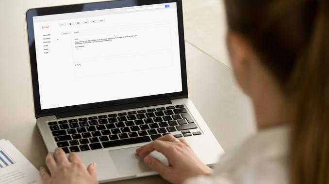 Newsletter Marketing Textinhalt