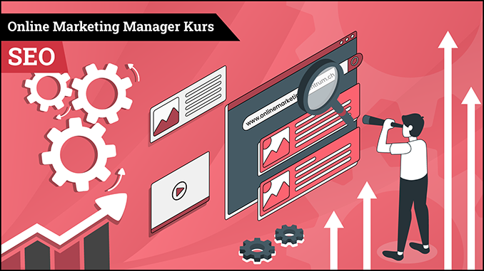 Online Marketing Manager Kurs SEO