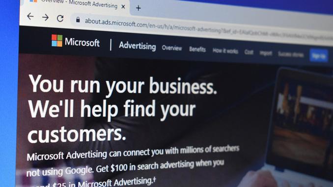 Online Marketing Microsoft Bing Ads