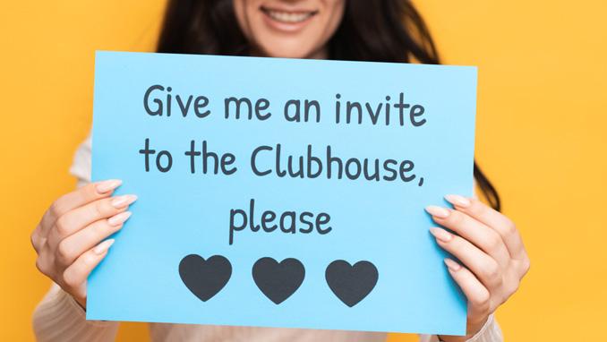 Online Marketing Clubhouse Zukunft