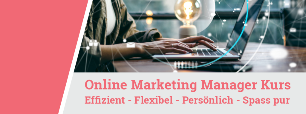 Online Marketing Manager Kurs